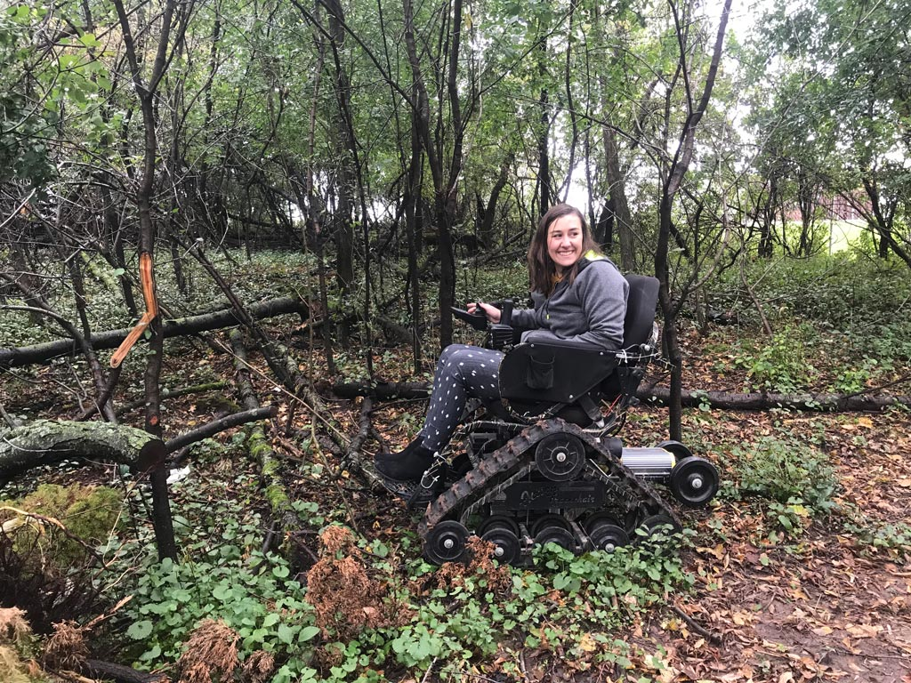 Options-wheelchair-in-forest